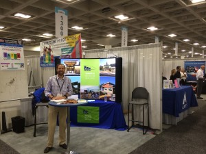 JL Modular at CSBA Booth 2015