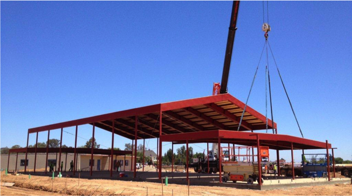 Modular Classroom Manufacturers California ~ Modular construction building in