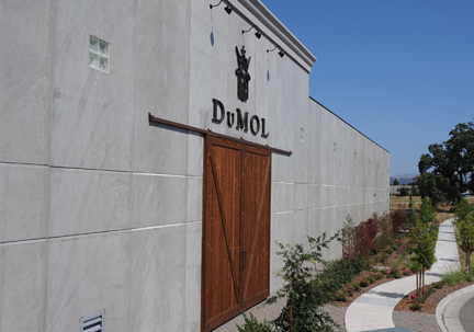 Exterior at Dumol Winery