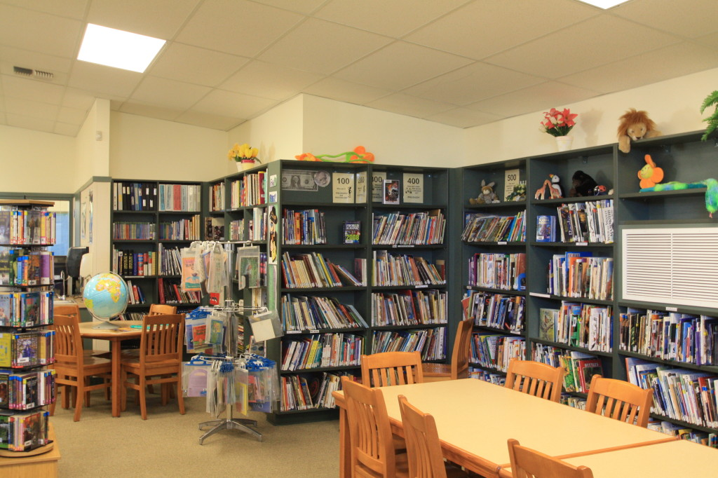 Rincon Valley School Library