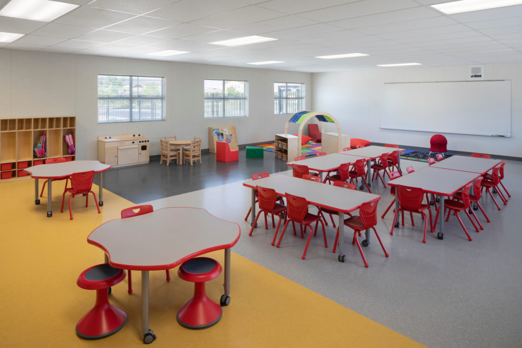 Modular Classroom Manufacturers California ~ School construction project portfolio modular classrooms