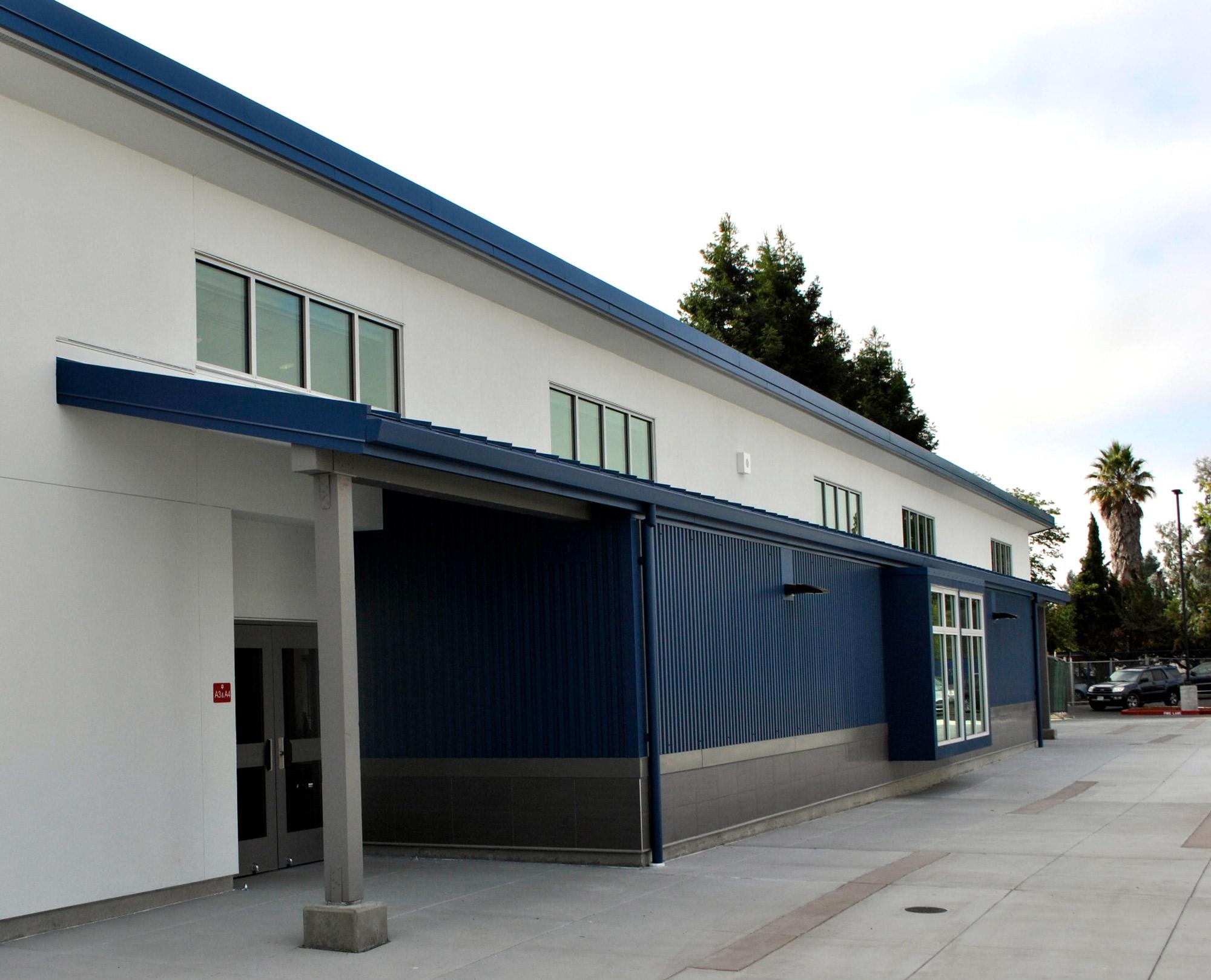 New Modular Kindergarten Building Replaces Portable Classrooms