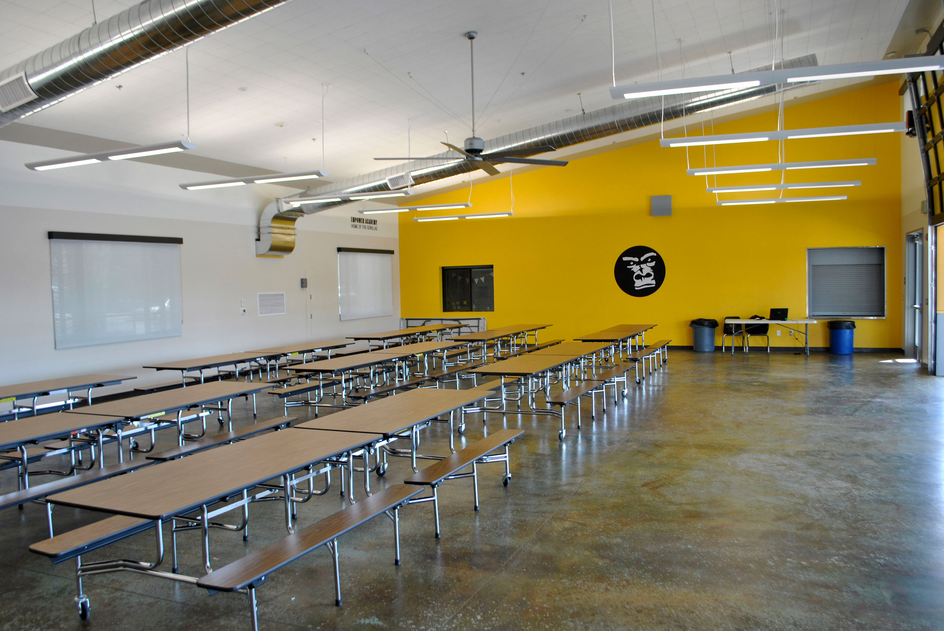 ACE Empower Academy Multi-Purpose Building Interior